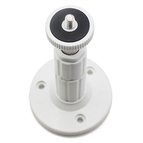 Outstanding® Universal Kamera Installation Halterung Stand, Swivel Wandhalterung für Sicherheit CCTV-Kamera