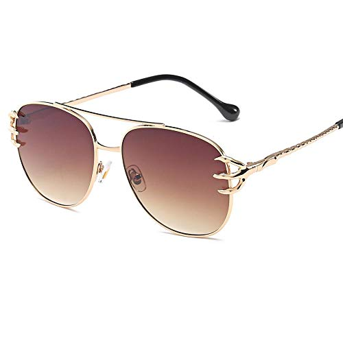 SENCILLO Männer Sommer Strand Männer Ultra Light Flat Metall Spiegel Sonnenbrille polarisierte Sonnenbrille (6)