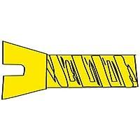 """00-90 1/4"""" Flat Head Machine Screw (5) by Woodland Scenics"""