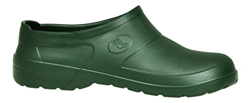 Lukpol Femmes Sabots Chaussures de Jardinage Resistantes A Leau Olive