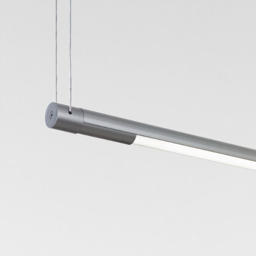 Serien Seventy Seven, silber Aluminium 140.5 cm