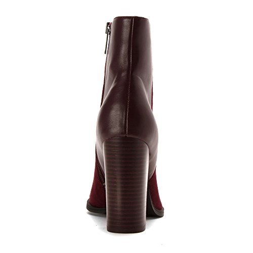 Circus by Sam Edelman Rollins Synthétique Bottine Port wine