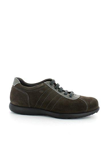 Sneaker in camoscio fango N. 44