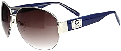 Guess Gafas de Sol GU 0215F_Q87 (64 mm) Plateado