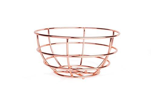 Excelsa Copper Korb, Stahl, Kupfer Stahl-korb
