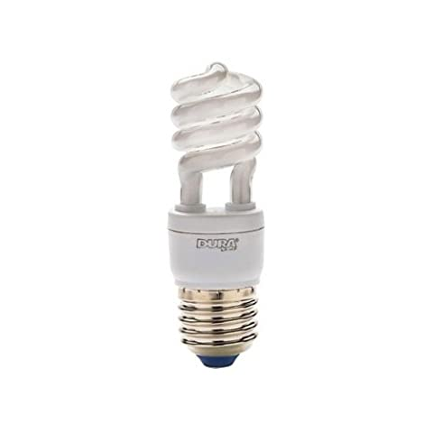 Twist 9 W E27 energy saving bulb Warm White