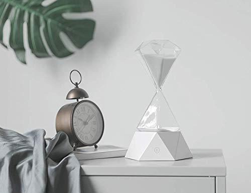 Geschenke Creative Geschenk Vacanza Diamante Clessidra Lampe Usb Aufladung Schlafzimmer Nachttischlampe Nachttischlampe Nachtlicht Nachtlicht -