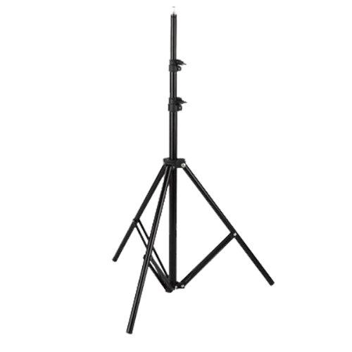 WISD Leuchtenstativ Studio-Lampenstativ Lichtstativ Lampenstativ 200cm 2M Blitze/Lampen für HTC Vive VR YouTube Softbox Beleuchtung Fotostudio -
