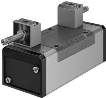 Preisvergleich Produktbild JMFH-5/2-D-3-S-C-EX 535968 Magnetventil Ventilfunktion:5/2 bistabil Betätigungsart:elektrisch
