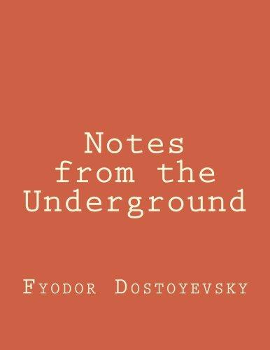 Notes from the Underground (yourbooks) por Fyodor Dostoyevsky