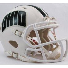 OHIO BOBCATS NCAA Riddell Revolution SPEED Mini Football, usato usato  Spedito ovunque in Italia