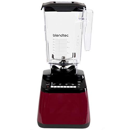 Blendtec 906502 Power Standmixer Designer 650 Pomegranatrot, 1560 W, 2.6 Liter (Blendtec Blender Designer)