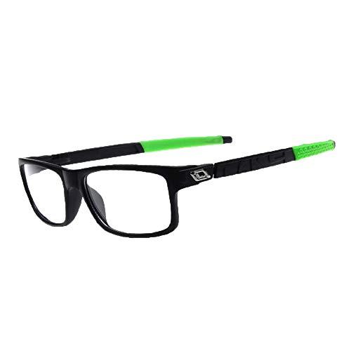 GZQUANEU 2 Teile/LOS Neue Outdoor reitbrille rahmendruck Tritt Nicht auf die faulen Sicherheit explosionsgeschützte Flache Spiegel sportbrille (Color : 5, UnitCount : 2PCS)