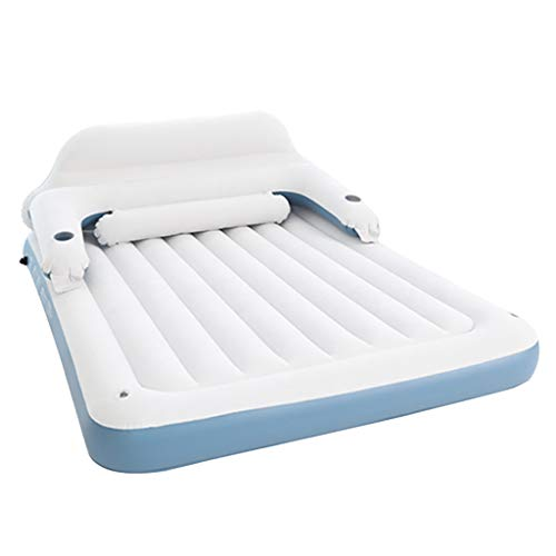 Letto gonfiabile cuscino gonfiabile doppio casa letto sexy aumento ispessimento all'aperto portatile pieghevole singolo letto aria divano reclinabile cuscino per viaggi picnic, festa in famiglia