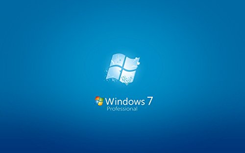 Windows 7 professional Activated lifetime subscription (both 32 and 64 Bit)