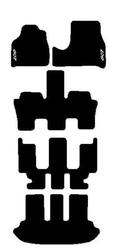 peugeot-807-tapis-pour-voiture-set-complet-de-tapis-sur-mesure-en-moquette-noirs-avec-broderie-a-fil