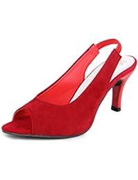 Do Bhai Fashionable Heeled Sandal For Womens