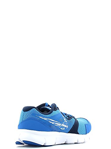 Nike  Flex Experience 3 (Gs), Chaussures de running garçon Multicolore - Azul / Blanco (Photo Blue / White-Midnight Navy)