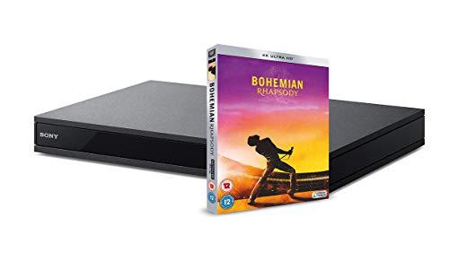 31g20wDxIvL - Sony UBP-X800M2 - Reproductor de BLU-Ray 4K UHD (Disfruta de la Mejor Calidad de Imagen y Audio de Alta resolución Desde Cualquier Fuente) Negro