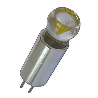 g4 mini led mit 1 watt dimmbar warmwei 12v dc stiftsockel 280 grad leuchtmittel lampensockel. Black Bedroom Furniture Sets. Home Design Ideas