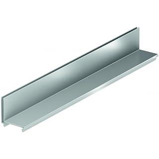 ACO Self® Schlitzaufsatz 850mm Stahl verzinkt - unauffällige Entwässerung - geringes Gewicht bei hoher Festigkeit