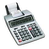Casio hr-100tmplus Büro Taschenrechner Drucker silber Taschenrechner–Taschenrechner (Büro, Tischrechner, 12Zahlen, 1Zeilen, silber)