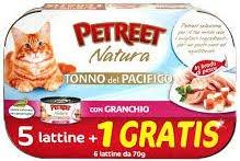 Petreet Natural Pacifico con Granchio Gr 70 (5+1)