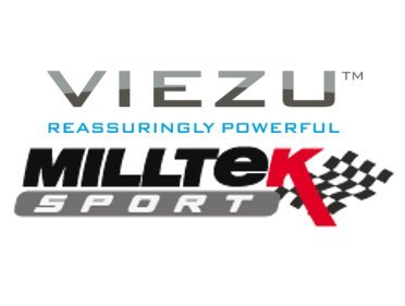 Milltek SSXM436 2014 Mk3 F56 Mini Cooper S 2.0 Turbo UK und Europa Modelle Twin 90mm GT90 Cat-Back Nicht-resonanz Cerakote