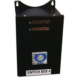 Timer Super Switch Box 4 lampes - Superplant