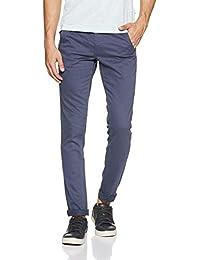Indigo Nation Street Men's Chino Casual Trousers