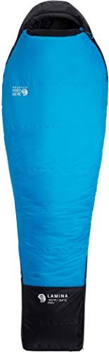 Mountain Hardwear Lamina Sleeping Bag -34°C Regular Electric Sky Ausführung Left Zipper 2019 Schlafsack