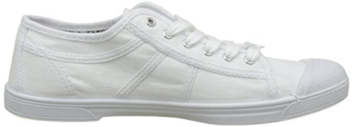 Basket Le Temps Des Cerises Basic 02 White Blanc (White)
