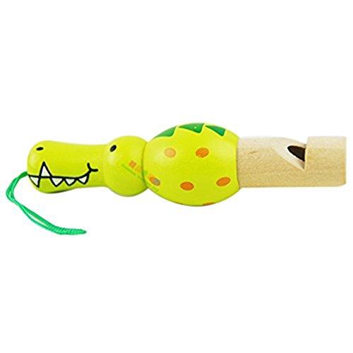Demarkt Flöte aus Holz für Kinder Hölzerne Flöte Orff frühen Kindheit Lehrmittel [Stil Zufällig] 1 PCS