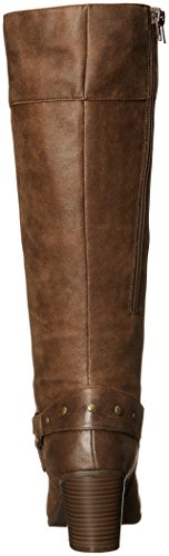 Rund Hoch Creativity Mode Stiefel Brown Textile By Mid Aerosoles knie A2 nqtwA0H6x