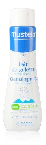 Mustela - Latte Di Toilette Cleansing Milk 200 Ml