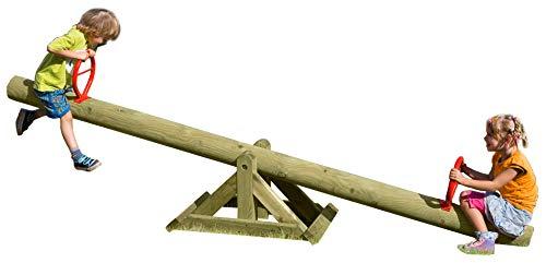 Gartenpirat Wippschaukel Kinderwippe Wippe 300 cm aus Holz*