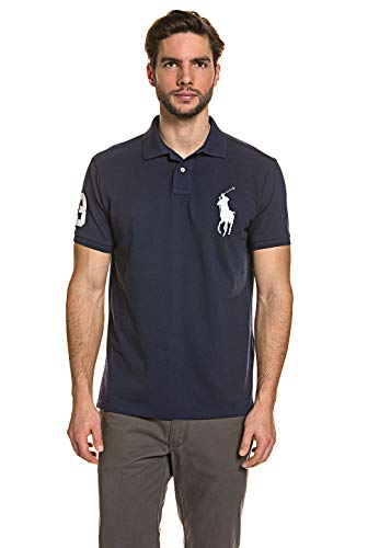 Polo Ralph Lauren Poloshirt Herbst/Winter 16 Custom fit Marine S