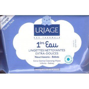 Uriage primo bambino Wipes x25 Extra Soft Water [Automotive]