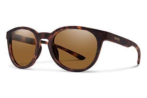 Smith Optics Unisex-Erwachsene Eastbank Sonnenbrille, Mehrfarbig (Matt Hvna), 52 (Sonnenbrille Für Damen Von Smith Optics)