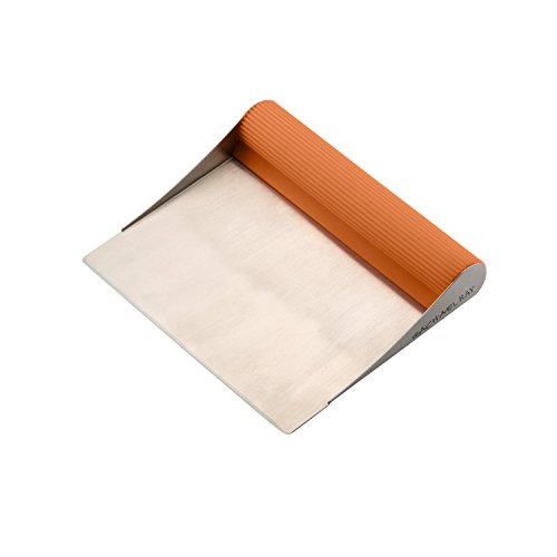 Rachael Ray Tools Bench Scrape Shovel, Orange