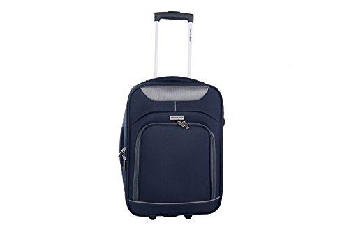 3 Maletas + 2 beauty case + bolsa de viaje PIERRE CARDIN azul VS8