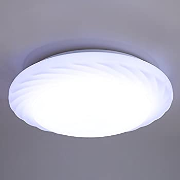 Lampwin 18W Round LED Ceiling Light7000k Bright Light1600 Lumens