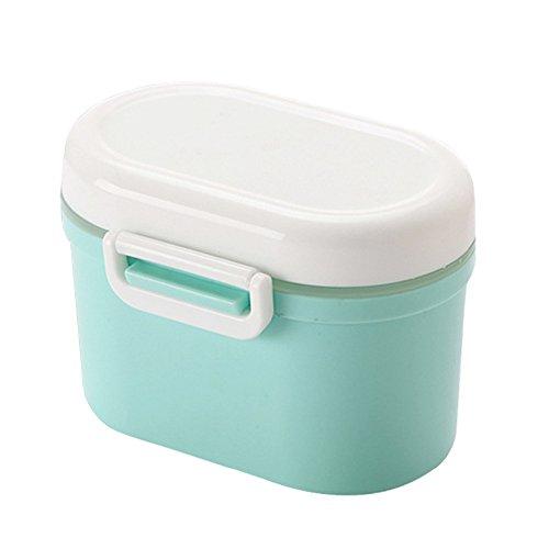 Milchpulver Aufbewahrung Milchpulver Spender Portable Baby Mil Groß Grün