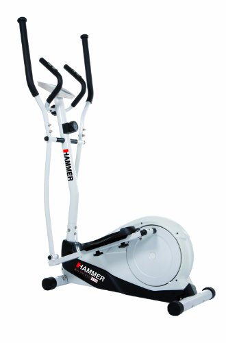 Hammer Ellyptech CT5 Cross Trainer - White/Black