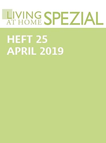 Living at Home Spezial Nr. 25 (1/2019)