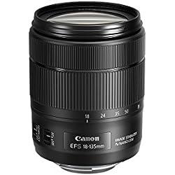 Canon 1276C005 EF-S 18-135 mm f/3.5-5.6 is USM Objectif - Noir (certifié reconditionné)