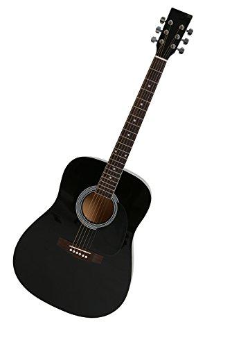 Navarra NV 31 Westerngitarre schwarz - 2
