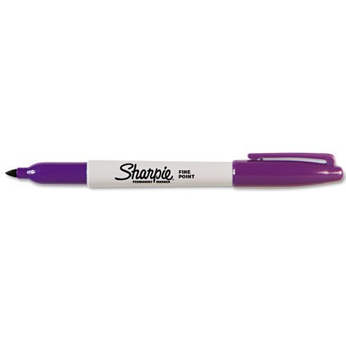 sharpie-products-sharpie-permanent-marker-fine-point-purple-sold-as-1-each-the-original-sharpie-perm