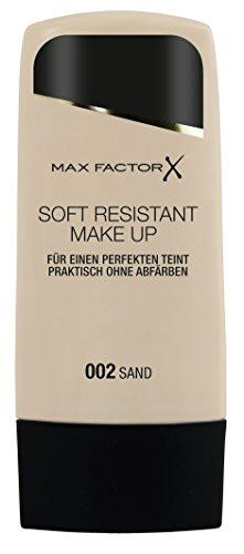 Max Factor Soft Resistant Make-up 2 Sand, 1er Pack (1 x 35 ml) (Flüssig-make-up Ganzen Tag Den)