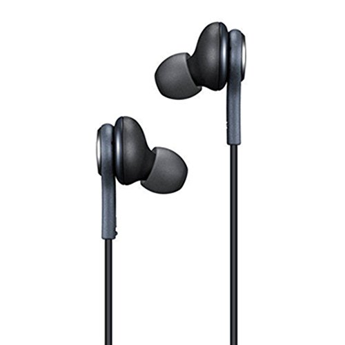 Moona Auriculares con micrófono para Samsung Galaxy S9 S8 S7 S10 S8/9/10 Plus Note 8 9 J7 Apple iPhone 8 X LG G6 G7 V40 V30 V20 Pixel 2 3 XL HTC U11 U12 Moto Z2 Z3 G6 E OnePlus 5 6 by
